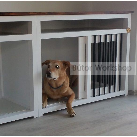 Kutya kennel bútor