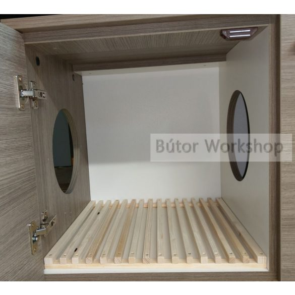 Timbo macska WC szekrény kilépő szőnyeggel