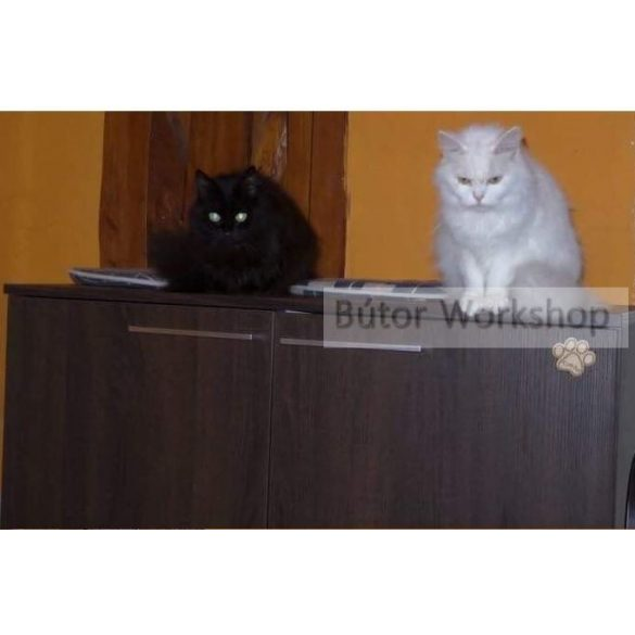 Timbo macskatoalett bútor két cica részére M-es méret